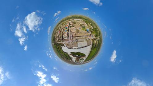 丝路之驿——巴楚风景区